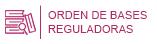 Orden de bases reguladoras