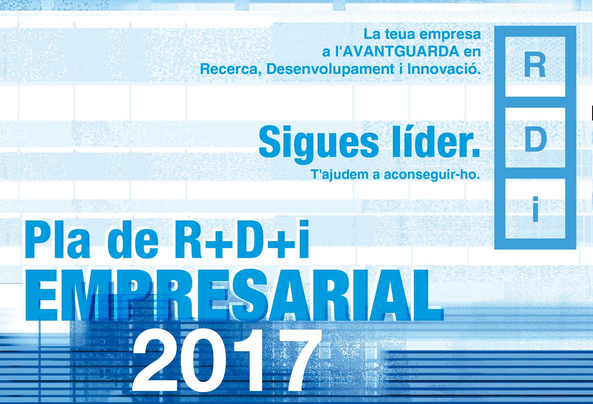 anuncio Pla R+D+I